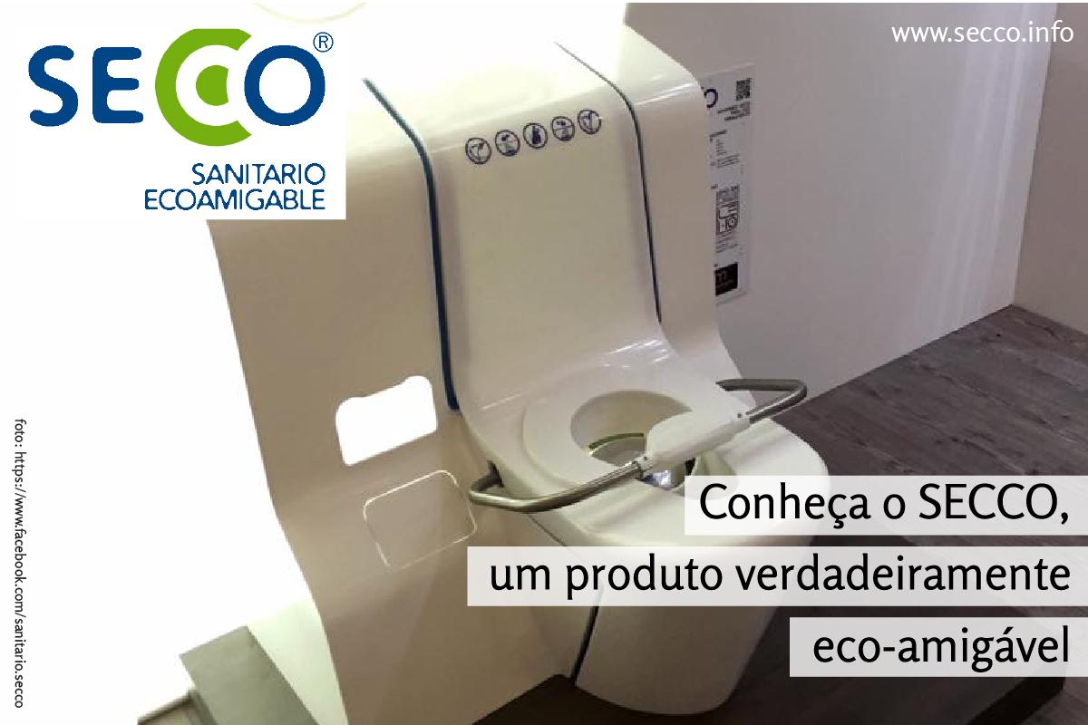 Imagem inicial do post Conheça o SECCO, um produto verdadeiramente eco-amigável